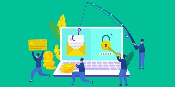Bescherm jezelf tegen phishing-aanvallen